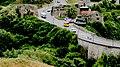 Замковий міст Північні сходи.jpg