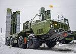 Заступление на боевое дежурство ЗРК С-400 «Триумф» в Солнечногорске 09.jpg