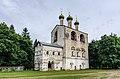 Звонница с церковью Иоанна Предтечи (1682) в Борисоглебском монастыре.jpg