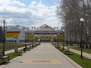 Terbunsky District District in Lipetsk Oblast, Russia