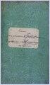 Метрическая книга синагоги города Житомир. 1857 год. Браки. Фонд 67, опись 3, дело 32.pdf
