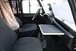 Мобильная станция спутниковой связи МССС СБА-14УМО на шасси УАЗ-3151 - МВСВ-2008 03.jpg