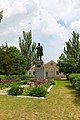 Місто Нова Одеса, Пам'ятник Т. Г. Шевченка.jpg
