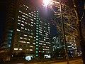 Общежития института Губкина на улице Академика Волгина (2).jpg