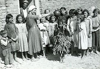 Dodola - Peperuda in Bulgaria. 1950s