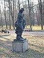 Петровско-Разумовское. Статуя Весна.JPG