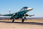 Практическое бомбометание экипажей Су-34 Западного военного округа в ходе ЛТУ 08.jpg