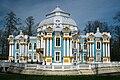 Пушкин Екатерининский сад Павильон Эрмитаж весной.jpg