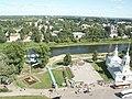 Россия, Вологда, Город, Кремлёвская площадь, 12-46 13.07.2006 - panoramio.jpg