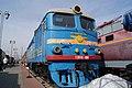 "ТЭП-10 «Стрела» TEP-10 ""Strela"" Locomotive in Moscow Railroad museum (4470786950).jpg"