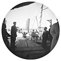 Фотопленки Поля Надара (1890). Пароход Баку — Узун-Ада. 20. Порт Узун-Ада.jpg