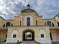 Церковь Спаса Нерукотворного Образа (надвратная),улица Баррикадная, 4-й Пески переулок (2).jpg