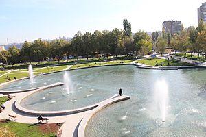 Buenos Aires Park - Image: Աջափնյակ վարչական շրջան