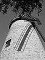 ירושלים - טחנת הרוח במשכנות שאננים - כנפיים - אור וצל.jpg