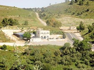 Judah bar Ilai - Tomb of Judah bar Ilai, Ein Zeitim, Israel.