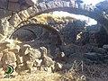أثار مدينة الشيخ مسكين قناطر حجرية اثرية.jpg