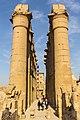 أعمدة اللوتس من معبد الأقصر.jpg