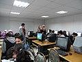 ورشة تدريبية عن الويكيبيديا في مدرسة البيان في الاردن2.JPG