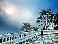 ลานชมวิวที่พระธาตุดอยสุเทพ - panoramio.jpg