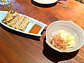 アグー豚の餃子と島らっきょ (5128258508).jpg