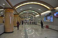 北京地铁7号线磁器口站站厅.JPG