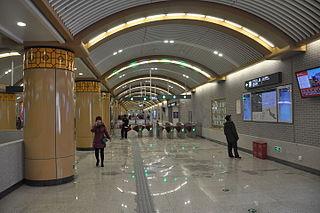 Line 7 (Beijing Subway) Railway line of Beijing Subway