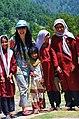 去印度克什米尔吉普赛人的村庄小学做采访.jpg