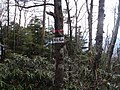 唐松尾山 山頂標識.jpg