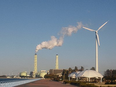 Picture of 袖ヶ浦火力発電所
