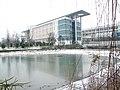 西南交大犀浦校区二号教学楼雪景 - panoramio.jpg