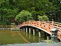 高野山にて 蓮池 2011.8.27 - panoramio.jpg