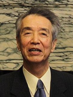 Bunmei Ibuki Japanese politician