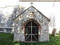 -2018-10-09 Entrance porch, Saint Giles, Bradfield, Norfolk.JPG