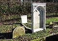 -2019-02-14 Headstones in the Jewish cemetery, Bowthorpe Road, Norwich (2).jpg