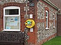-2020-11-21 Defibrillator, Gimingham Village Hall, Church Street, Gimingham (3).JPG