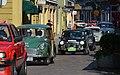 02016 1076 Oldtimer Rallye durch Beskiden, Hauptstraße in Biala.jpg