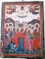 03 Ascension of Jesus Icon in Assumption of Mary Church in Agios Vasileios.jpg