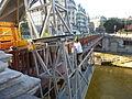 04-05 Pont au Double - entretien du cuivrage P1050222.JPG