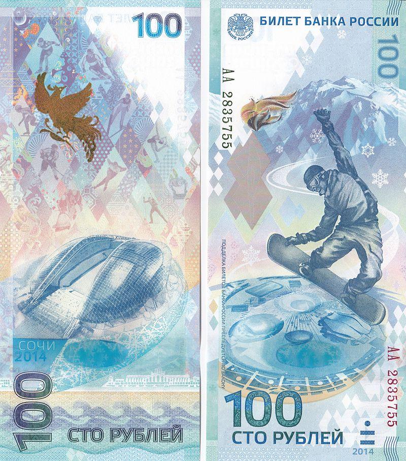 Три наиболее значимых события в истории российских банкнот