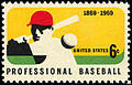 100th Anniversary Professional Baseball 6c 1969 issue U.S. stamp.jpg