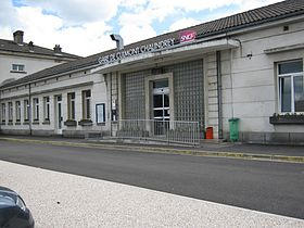 Image illustrative de l'article Gare de Culmont - Chalindrey