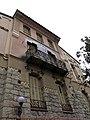 117 Casa Barbey, façana oest (la Garriga).JPG