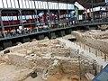 131 Mercat del Born, excavacions arqueològiques vora el Rec Comtal.JPG
