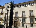131 Palau de la Scala, pl. Manises (València).JPG