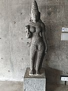 13th century sculpture of Goddess from South India.jpg