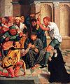 1540 Bruyn Dornenkroenung Christi mit knieender Stifterin anagoria.JPG