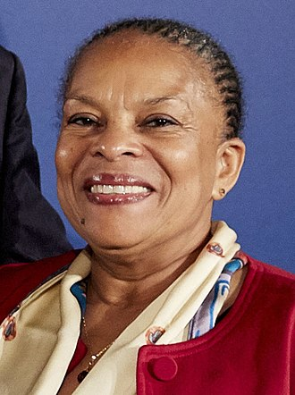 Second Valls government - Christiane Taubira