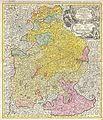 1728 Homann Map of Bavaria, Germany - Geographicus - Bavariae-homann-1728.jpg