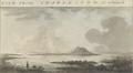 1773 FromCharlestown BostonHarbor byPierie BritishLibrary.png