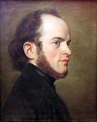 1839 Meyerheim Portrait Adolph Menzel anagoria.JPG